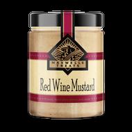 Red Wine Mustard Maxwell's Treats The Treat Factory