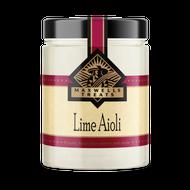 Lime Aioli Maxwell's Treats The Treat Factory
