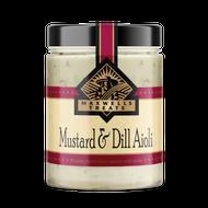 Mustard & Dill Aioli Maxwell's Treats The Treat Factory