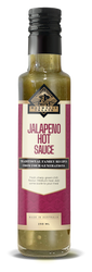 Jalapeno Hot Sauce Maxwell's Treats The Treat Factory Australian Sauces
