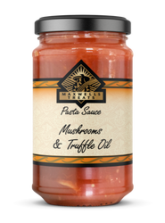 Mushroom & Truffle Oil Pasta Sauce Maxwell's Treats