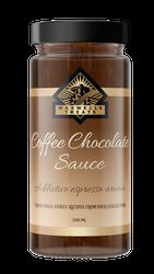 Coffee Chocolate Sauce Mocha Sauce Maxwell's Treats
