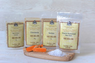 Spanish Rosemary Sea Salt