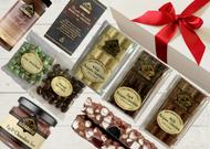 Chocolate Lovers Gourmet Gift Hamper The Treat Factory Australian Made Chocolates