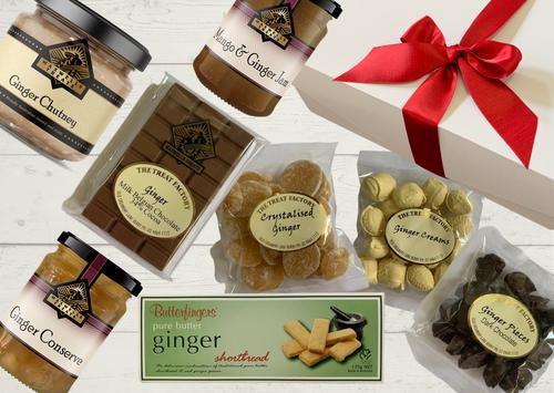 Ginger Lovers Gourmet Food Hamper  Australia