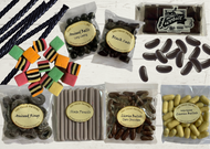 Licroice Lovers Gourmet Gift Hamper Bullets , Licorice, Aniseed and more.