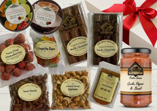 Sugar-Free Gourmet Food Gift Hamper Diabetic Gift Box