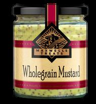Wholegrain Mustard Maxwell's Treats The Treat Factory