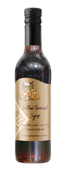 Salted Caramel Syrup Coffee Syrup Barista Syrup Cafe Syrup Maxwell's Treats The Treat Factory Australian Made