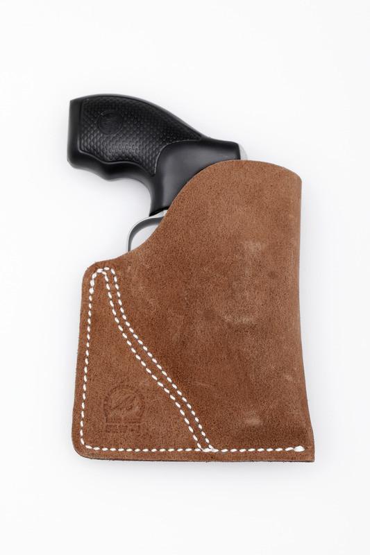 Leather Pocket Holster for GLOCK 42 # 2543