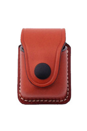 Premium Leather Single Speedloader Case