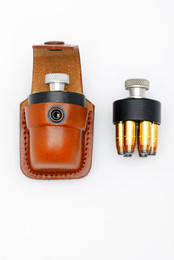 Leather Single Speedloader Case