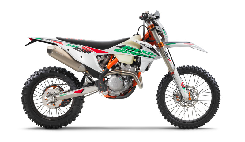 KTM 250 EXC-F Six Days 2021