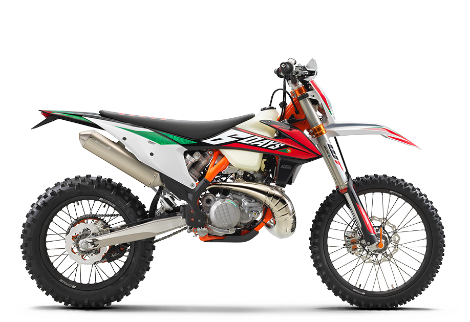 KTM 250 EXC TPI SIX DAYS 2020