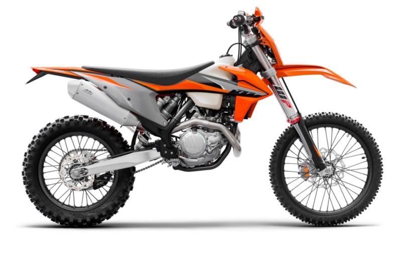 KTM 450 EXC-F 2021