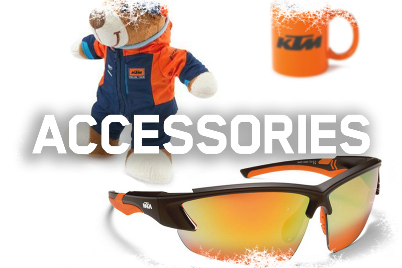KTM ACCESSORIES COLLECTION