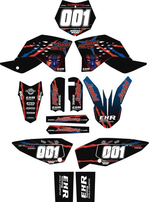 Judd Racing 2014 Team Graphics