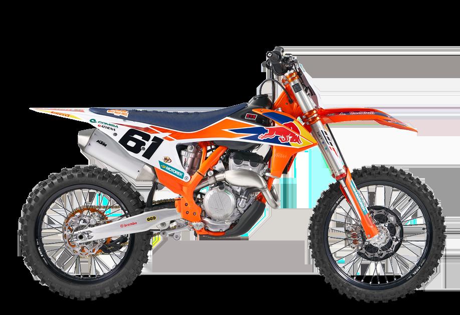 KTM 250 SX-F Prado 2020