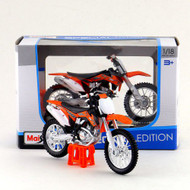 KTM 450 SX-F Toy Model scale 1:18