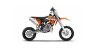 OEM KTM 50 2015 Full Plastic Kit