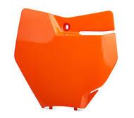 Number Board KTM 65sx Orange 2016>