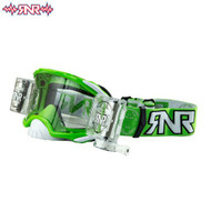 RnR Platinum WVS System Roll Off Goggles 48mm - Green