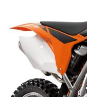 KTM 85SX and Husqvarna TC85 Filter Box Plastics White 13-17 (4710600105228)
