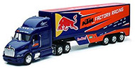 Team Red Bull USA Model Truck 1:43 Scale