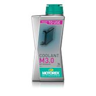 MOTOREX Coolant - M3.0 Red | 1 Litre (M3C)