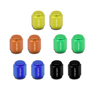 Nihilo Concepts Air Valve Stem Cap (Yellow, Orange, Green, Blue, Black)