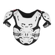 2018 Leatt 5.5 HD Junior White/Black Chest Protector