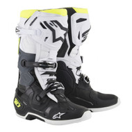 Alpinestar Tech 10 Boot Black/White/Yellow Fluo A1001912509