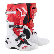Alpinestar Tech 10 Boot Red/White/Black A1001932109