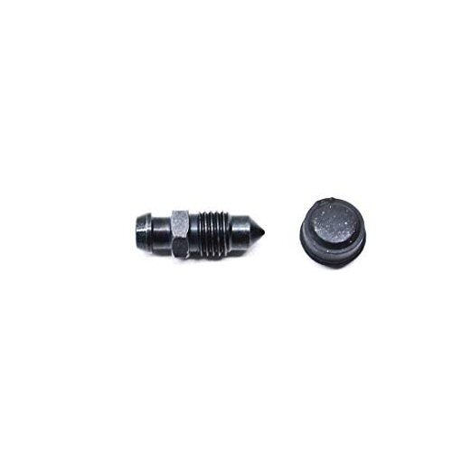 KTM OEM BLEEDER SCREW WITH CAP 65SX 2002-2013 85SX 2003-2012
