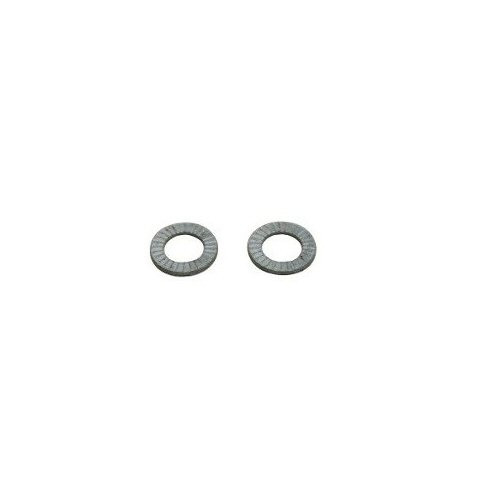 KTM OEM PAIR OF WASHERS M 6 NORDLOCK (50233041000)  Picture shows 2, sold individually