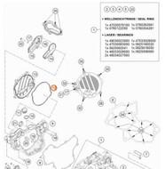 KTM OEM Clutch Clover Gasket SX 85 2018> (47230027000)