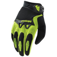 THOR YOUTH SPECTRUM GLOVE GREEN