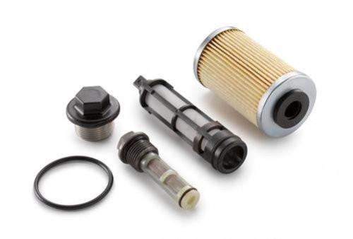 KTM OEM Oil filter kit - 250/390 Duke/RC (90238015010)