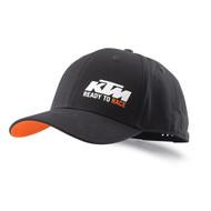 KTM Racing Cap Black (3PW17V5400)
