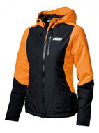 KTM Womens Orange Jacket (3PW198130X)