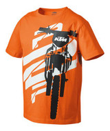 KTM Radical Kids Tee (3PW199630X)