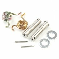 KTM Foot Peg Fitting Kit 2003> (PEGFITKIT)