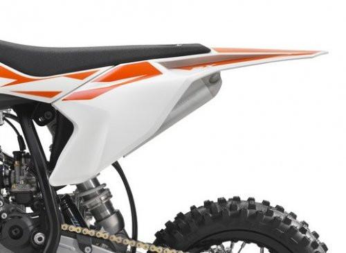 KTM OEM REAR PART SX 50 2011> (4520801300028)