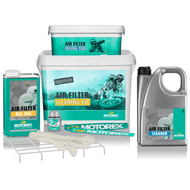 Motorex Air Filter Cleaning Kit (AFC-KIT)