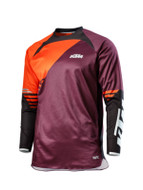 KTM Gravity-FX Shirt Burgundy (3PW20000180X)