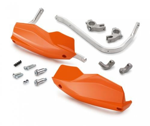 KTM OEM Aluminium Braced Handguard Kit SX/EXC/690 Models (7650297900004)