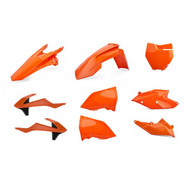 Plastics Kit SX/SXF/XC/XC-F 16-18 ORANGE