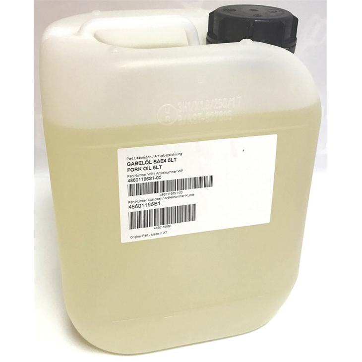 KTM FORK OIL SAE4 5L (48601166S1)