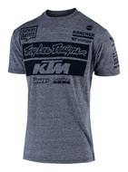 TROY LEE DESIGNS KTM Team Tee Grey