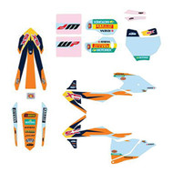 KTM OEM Factory Graphics Kit | SX 85 2018 - 2020 (47208990000)